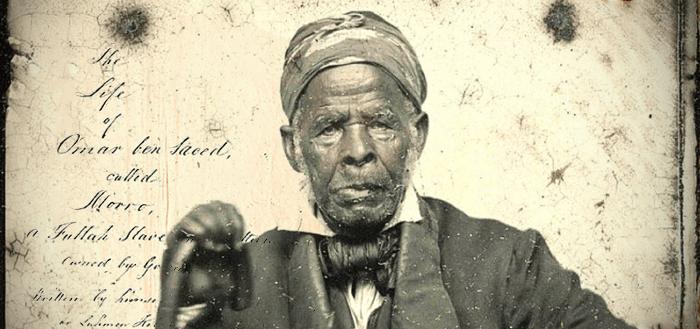 Omar ibn Saïd, cet érudit musulman devenu esclave