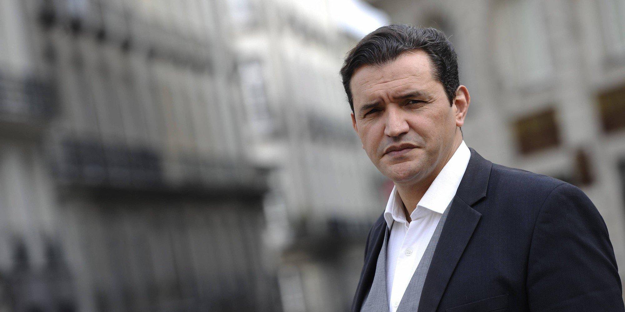 """©PHOTOPQR/OUEST FRANCE / FRANCK DUBRAY / NANTES / LE 12/03/15 Portrait de Farid Abdelkrim auteur de """" Pourquoi j'ai cessé d' être islamiste """""""