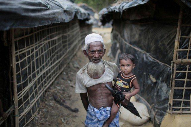 Rohingyas, de l'apatride au génocide