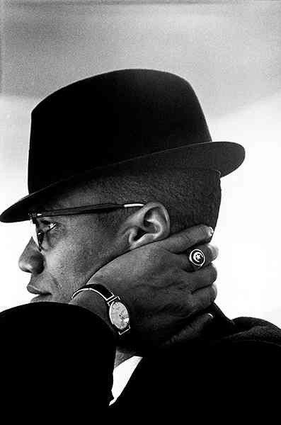 Malcolm X ou Malik El-Shabazz