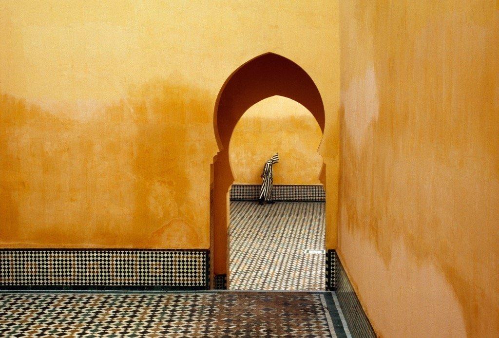 Maroc, par Bruno Barbey