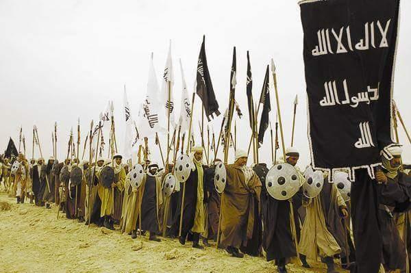 De l'arrivée du Messager d'Allah à La Mecque