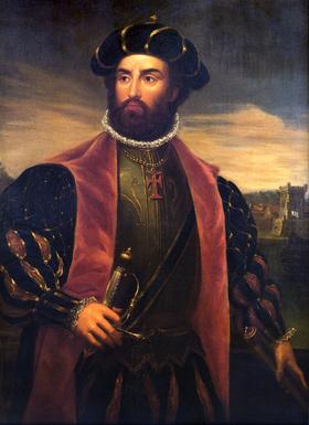 Vasco de Gama, explorateur, et tueur de musulmans à ses heures