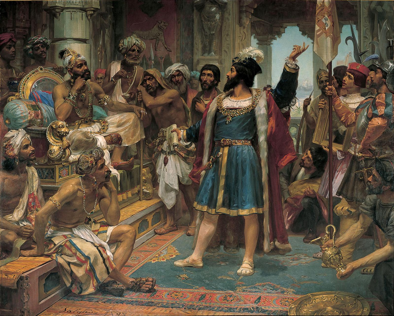 Vasco de Gama, de la terreur en terre d'Islam