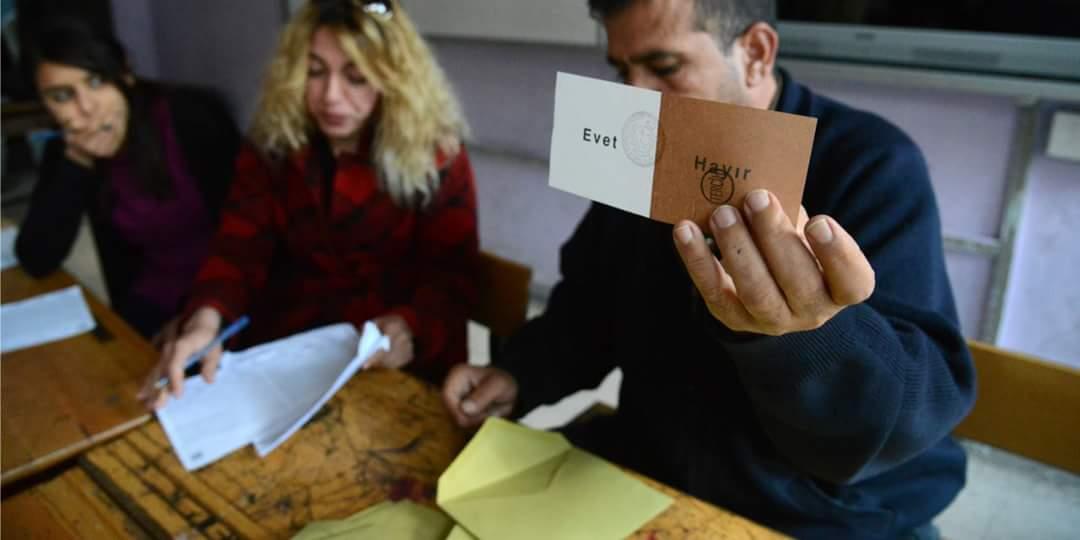 Les Turcs ne savent pas voter