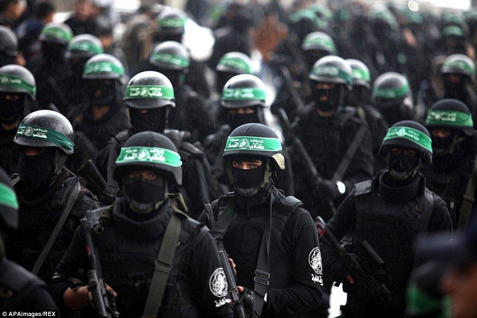 Le Hamas pour une solution à deux Etats