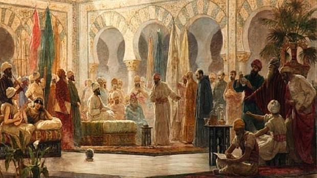 L'ambassade du moine Jean de Gorze au calife Abd Ar Rahman III