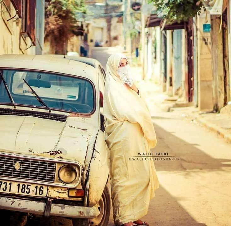 L'Algérie vue du sol