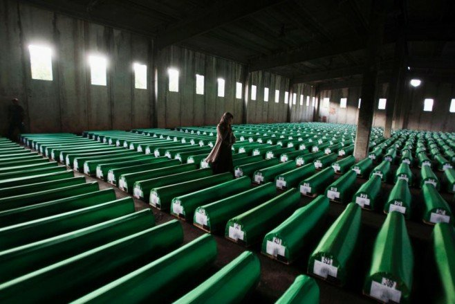 Srebrenica et ses 8000 martyrs