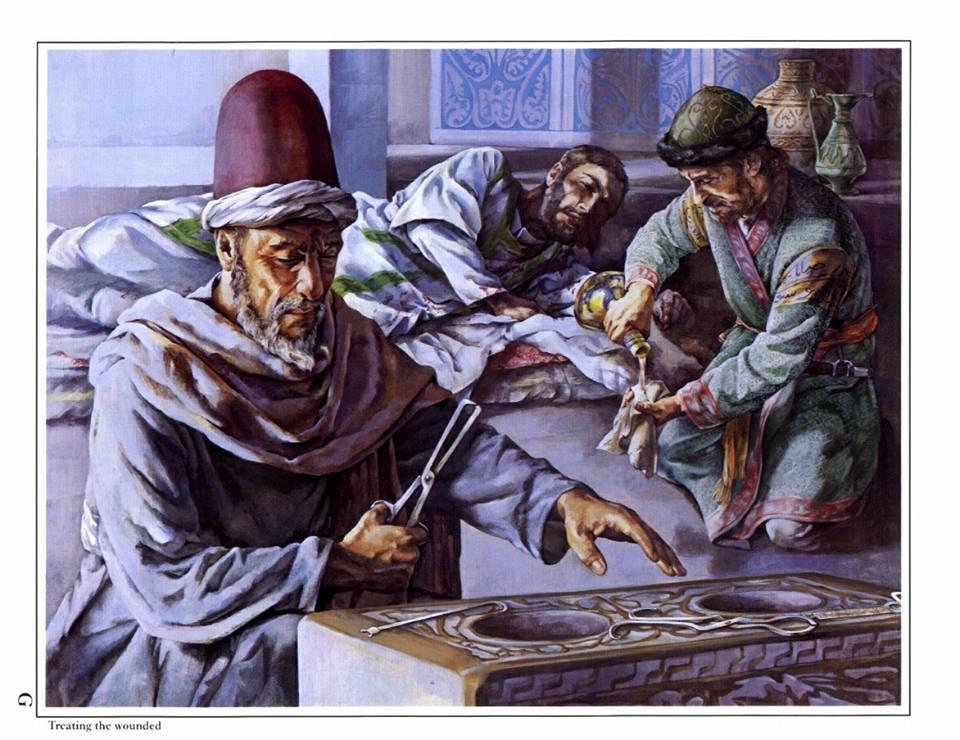 Usama ibn Munqidh et le médecin franc