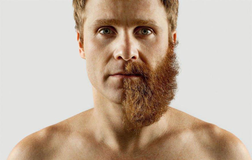 Des hommes et des barbes