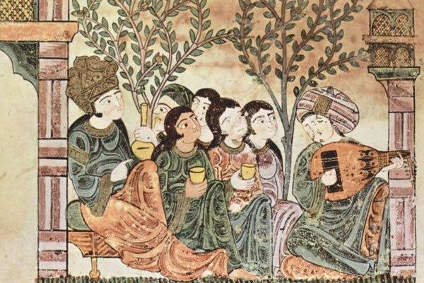 Zyriab, ou quand l'Europe pris leçons d'un poète d'Orient