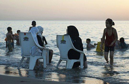 Du bikini fantasmé en Algérie