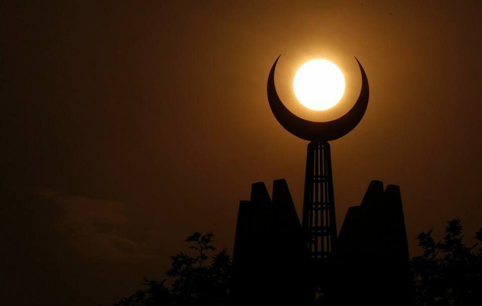 Le croissant, un emblème islamique ?