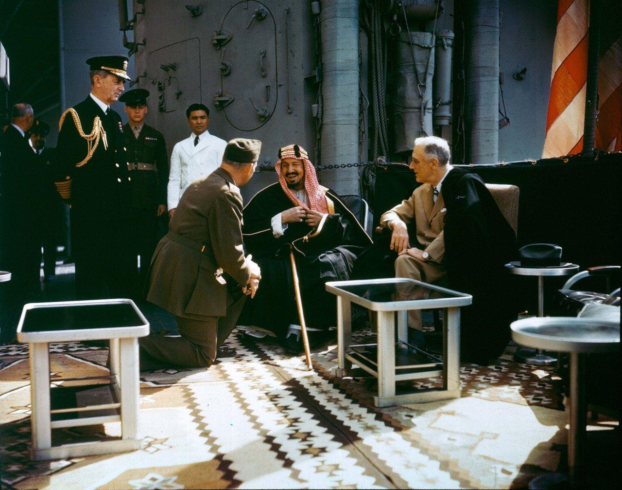 De l'Arabie pré-saoudite, 3ème partie