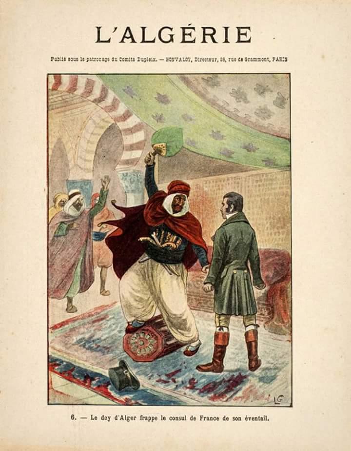 Napoléon, son empire musulman et l'Algerie