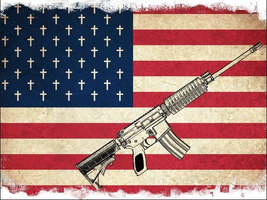 De la violence de l'Amérique