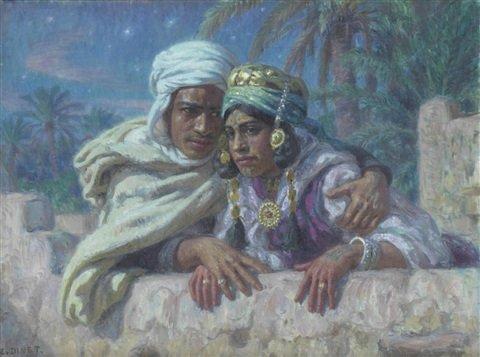 L'Algerie d'Étienne Dinet