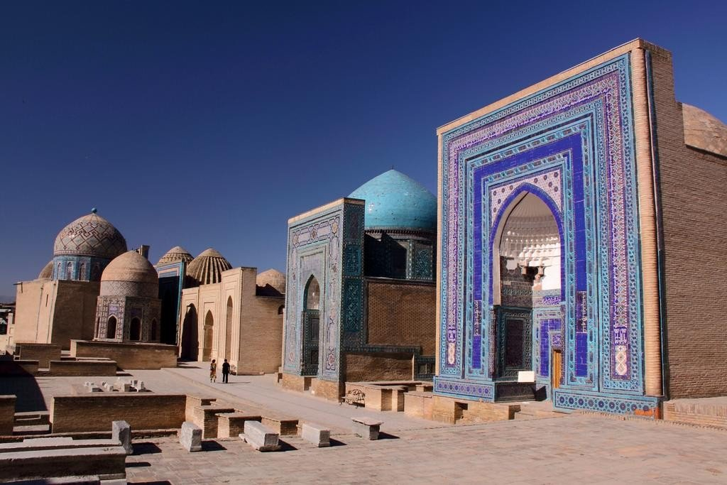 Boukhara, cité d'islam
