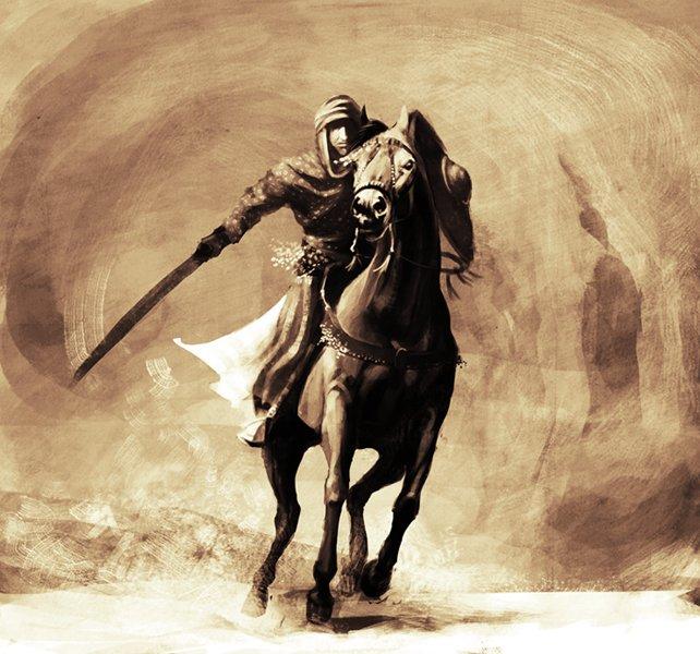 Usama ibn Munqidh, ou ce prince Arabe parmi les Croisés