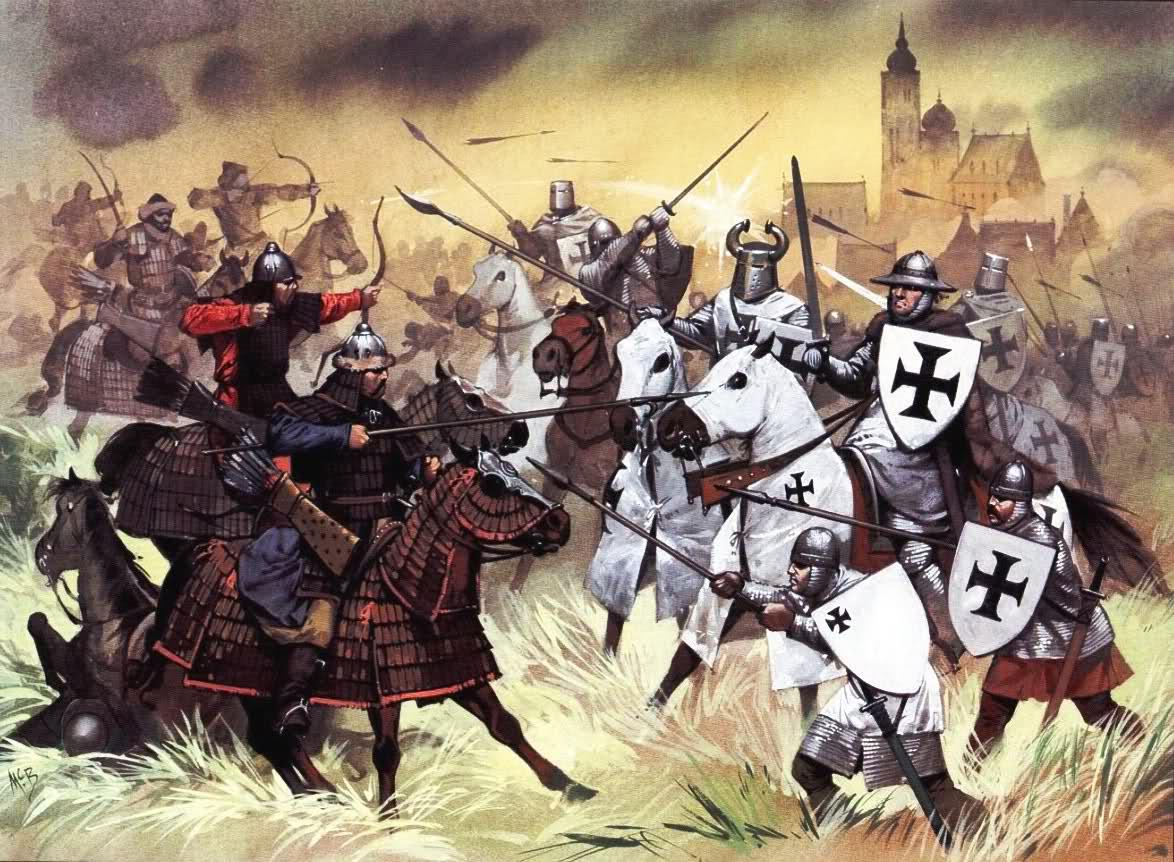 Le désastre des Romains face aux Turcs