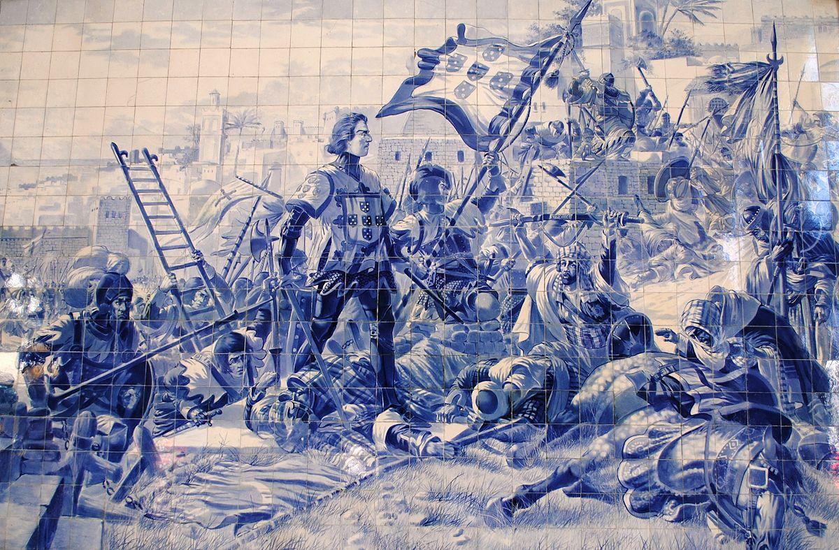Ceuta, ou le début des Grandes Découvertes