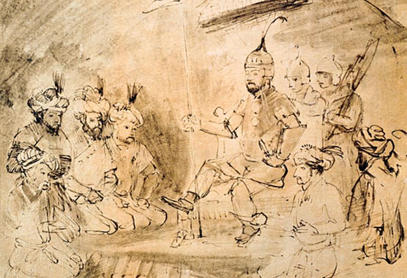 Abu Zayd al Sirafi, un Arabe en Chine