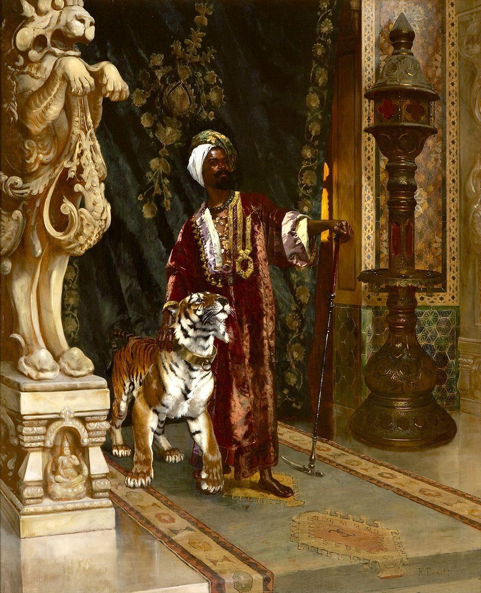 Idriss Alaoma, sultan de Bornou