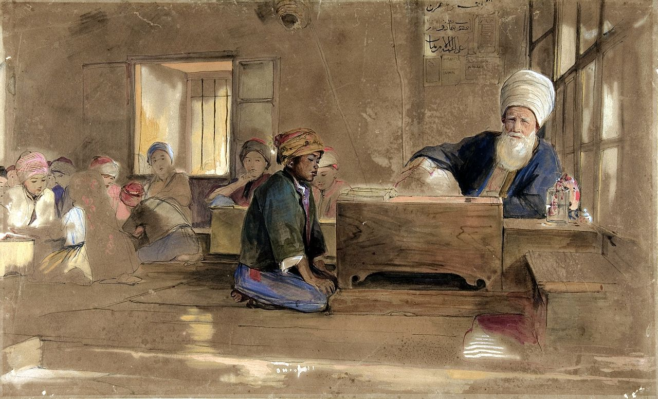 Etudier sous l'empire ottoman