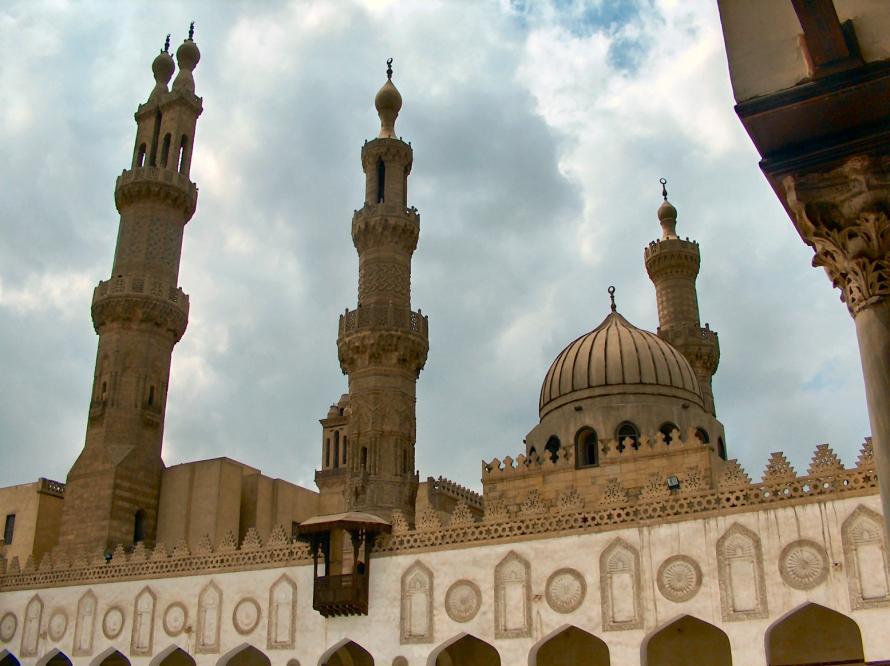 Les Fatimides, ou le califat chiite d'Égypte