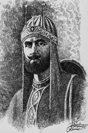 Sher Khan, empereur d'Inde