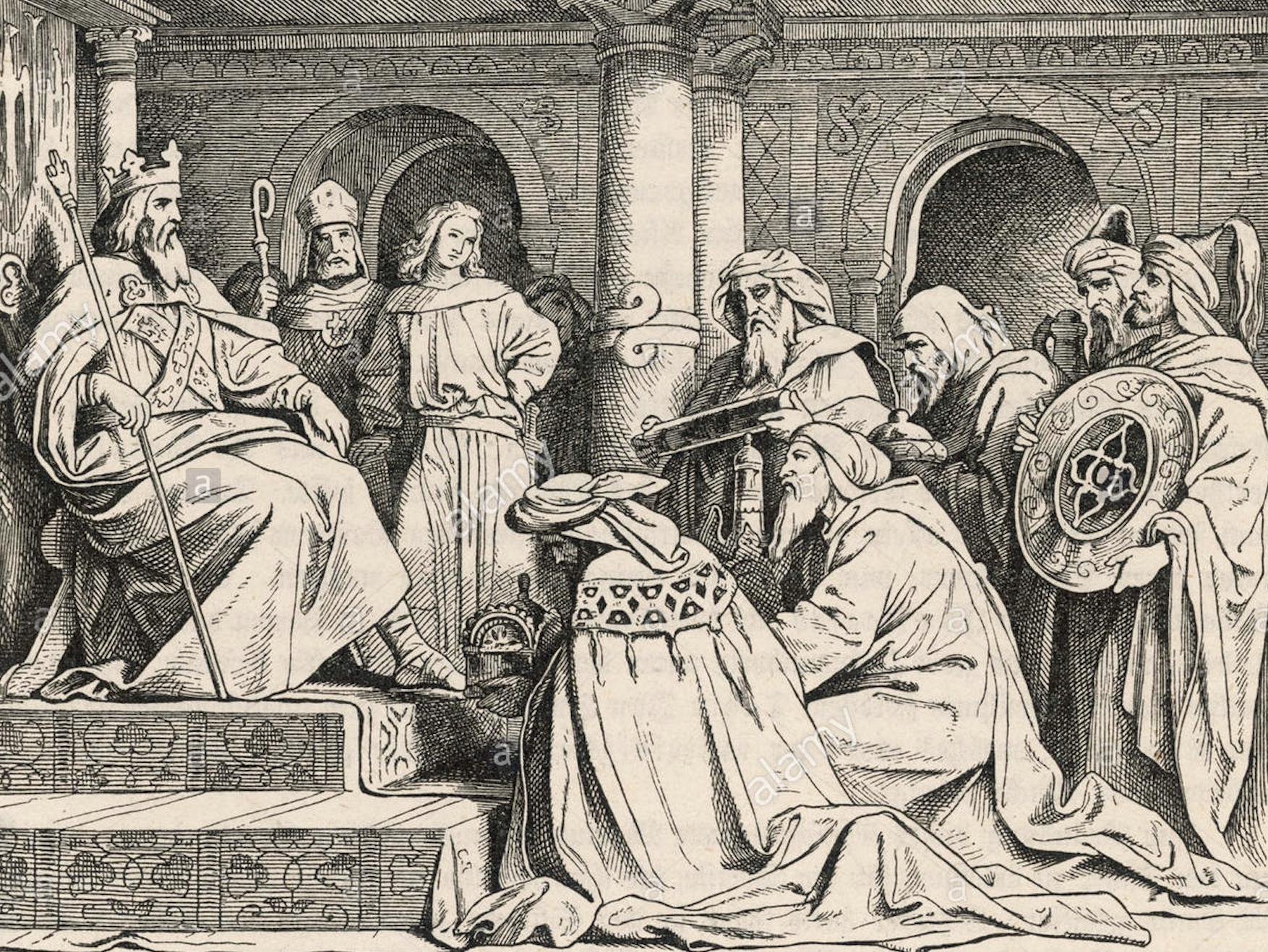 Charlemagne en al Andalus
