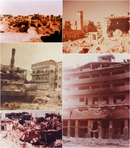 Hama 82′, ou le massacre d'Hafez al Assad