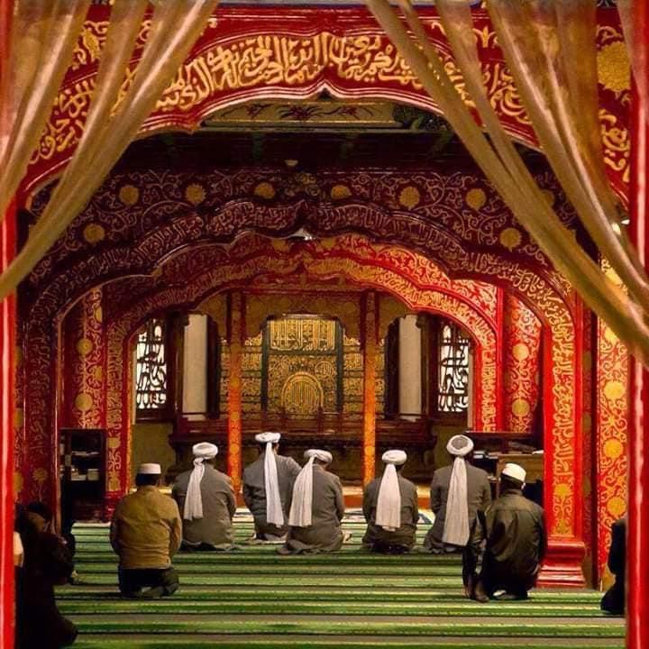 La mosquée millénaire de Niujie