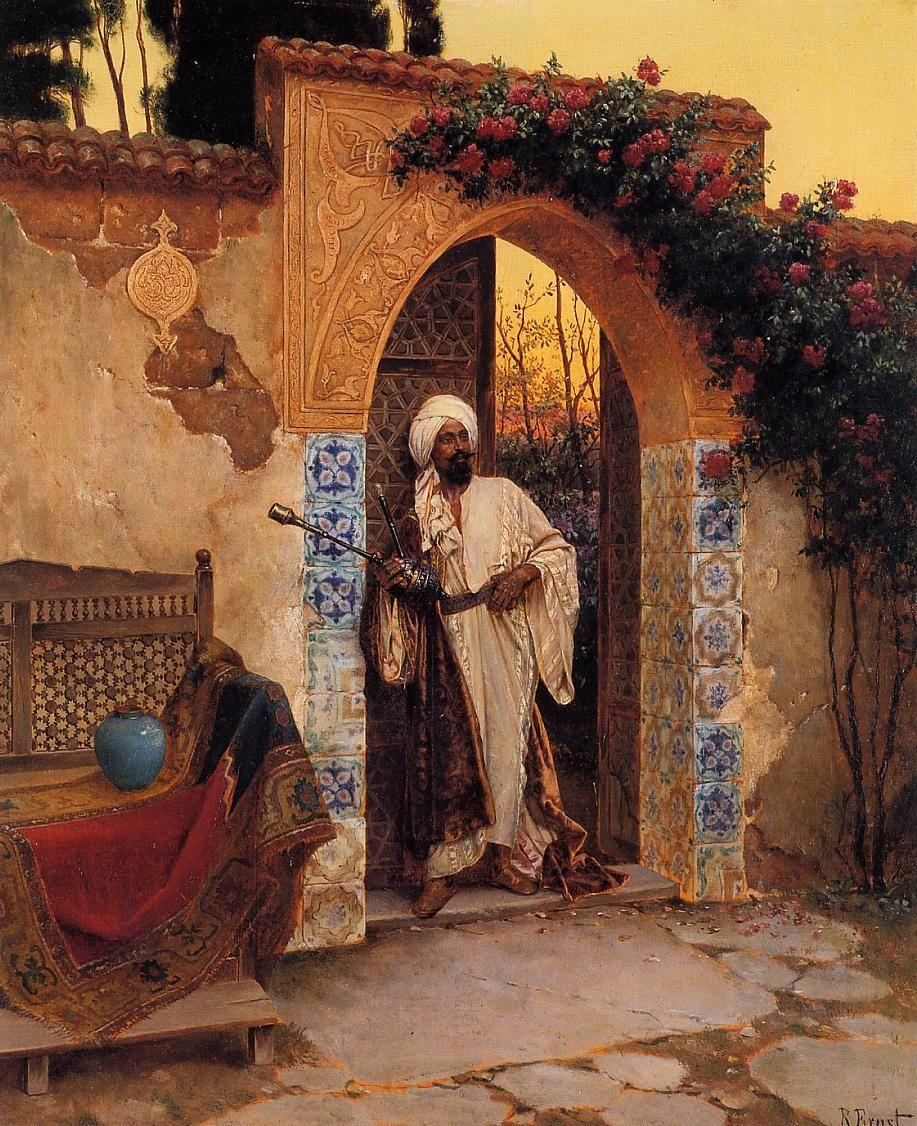 Ziryāb, superstar d'al Andalus