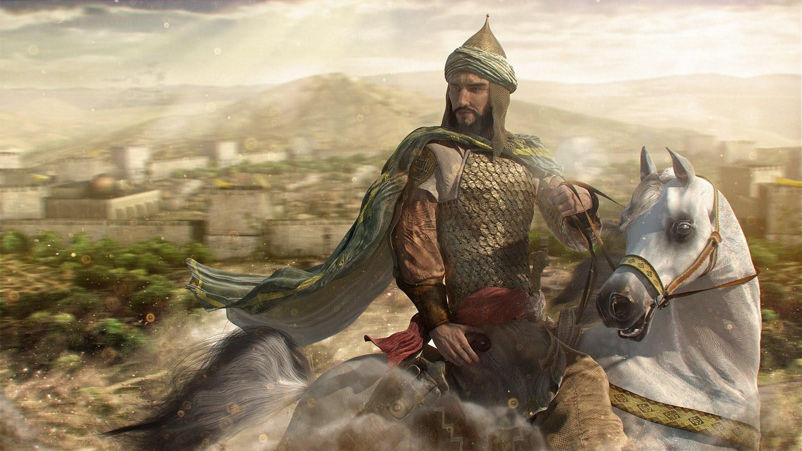 Ṣalāḥ ad-Dīn, ce soldat saint