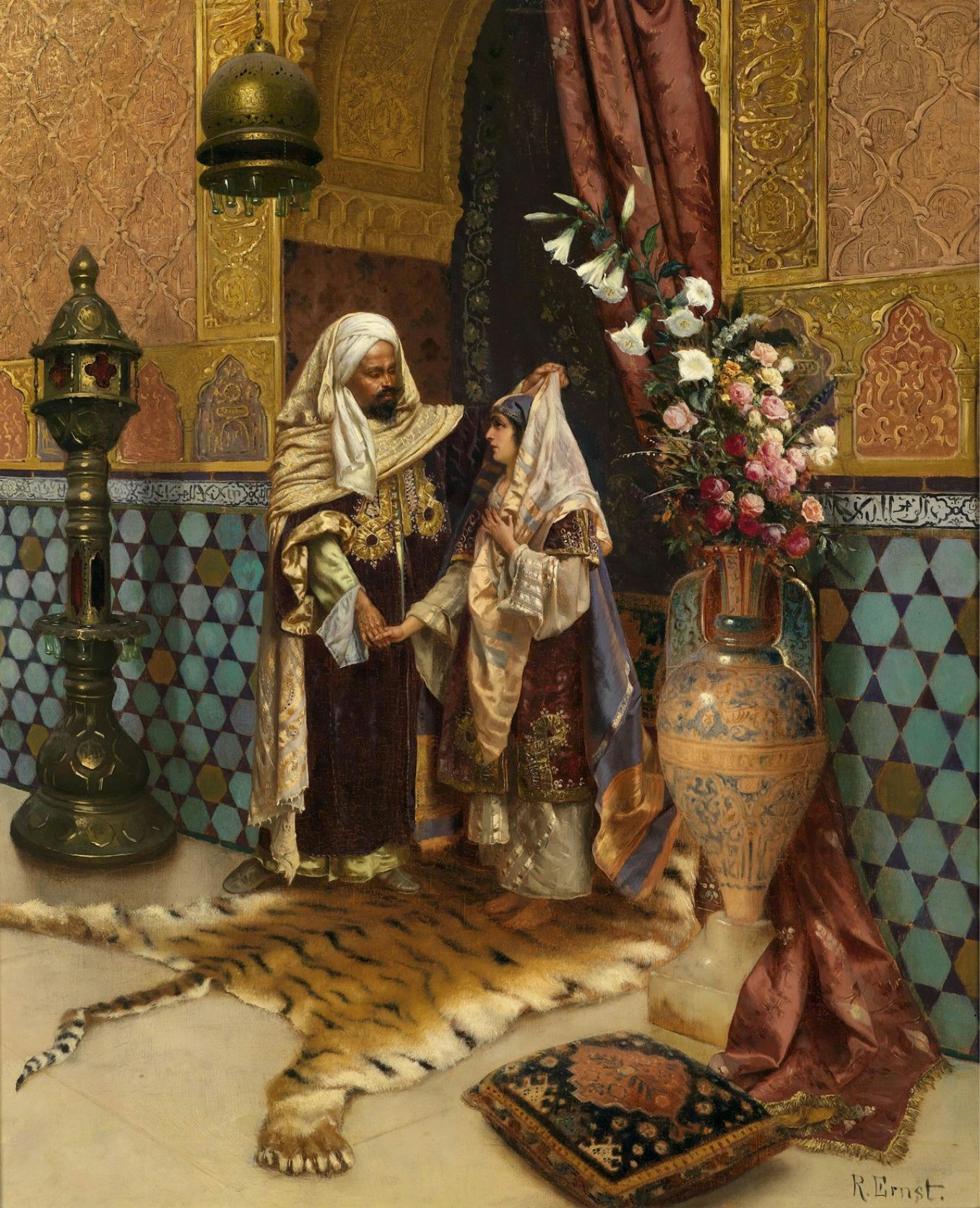 Ibn Hazm, ce poète andalou