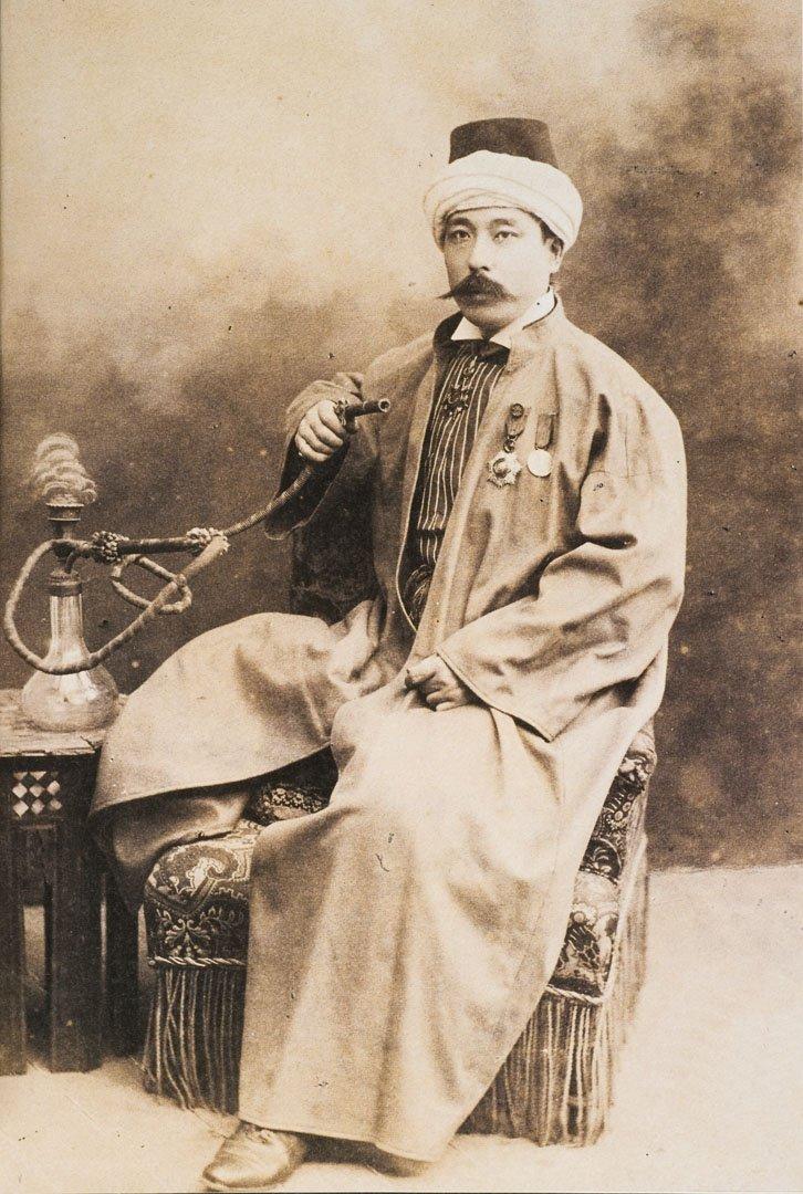 Yamada Torajirō, un Japonais à Istanbul