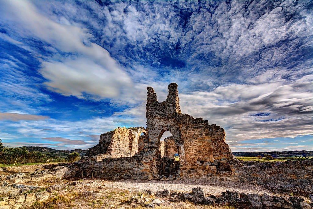 Une mosquée vieille de 1300 ans en Espagne ?