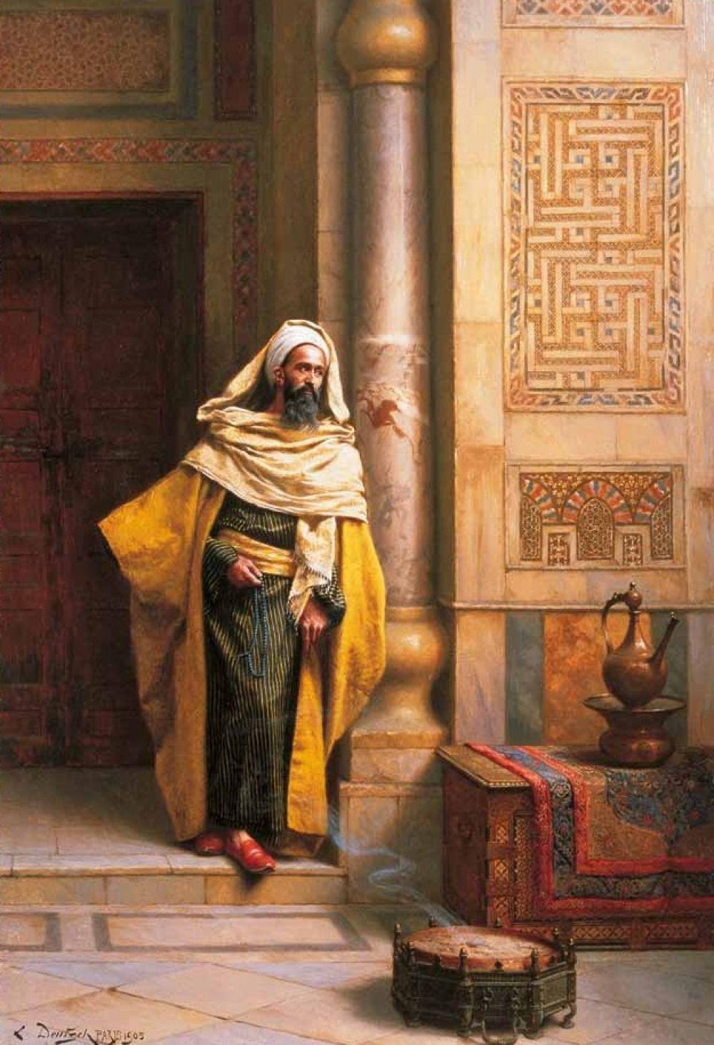Quss Ibn Sāʿida, premier sur le rap ?