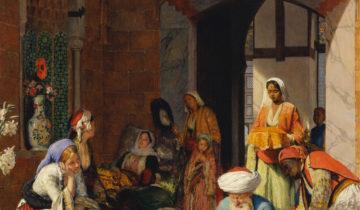 Du métissage chez les souverains de l'Islam