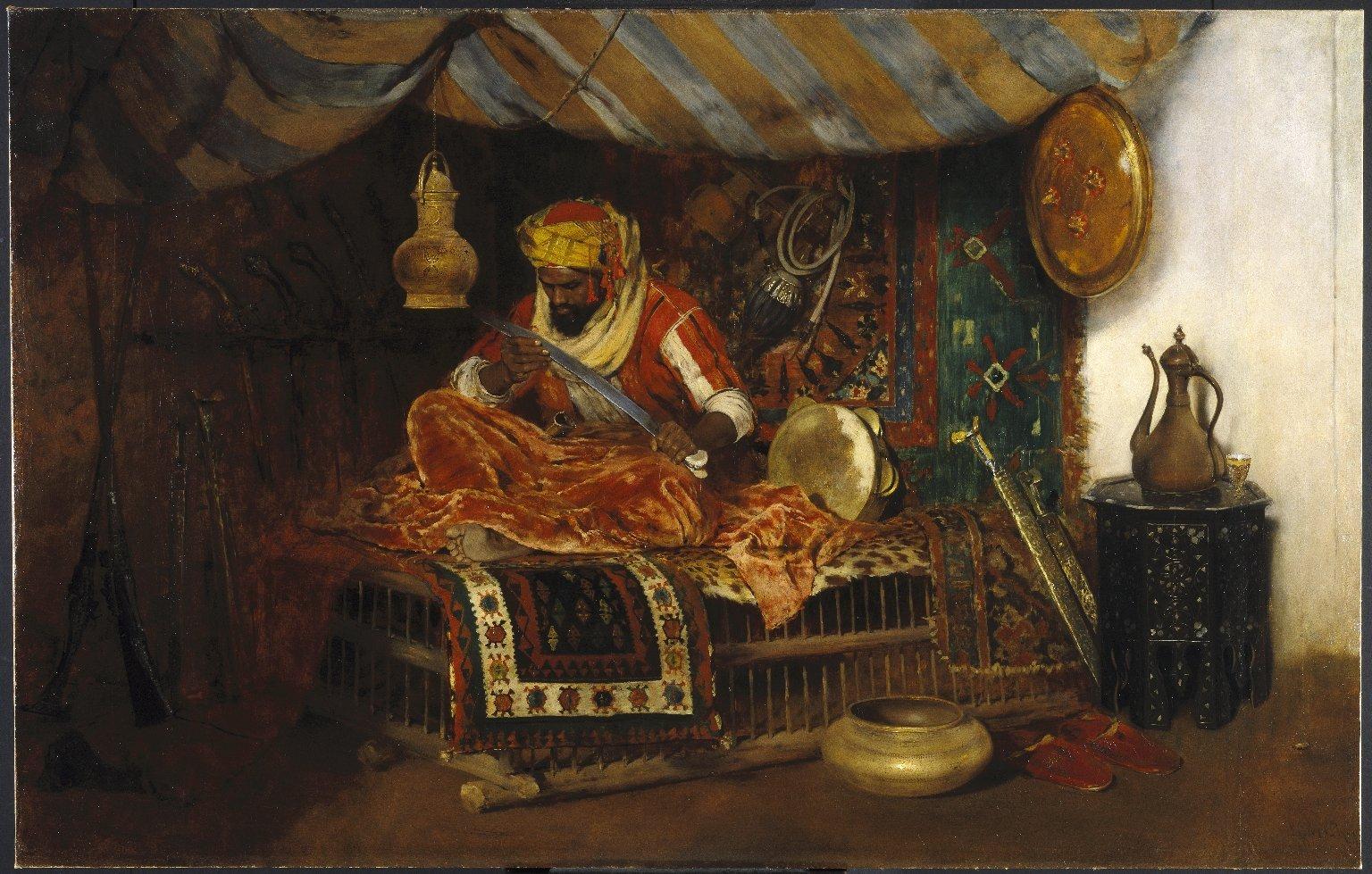 Moulay Ismāʿīl, sultan des Marocains