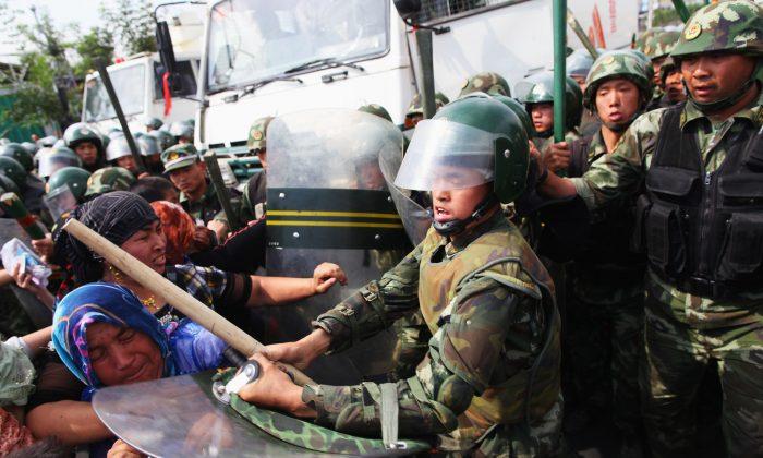 L'émeute des Ouïghours de 2009