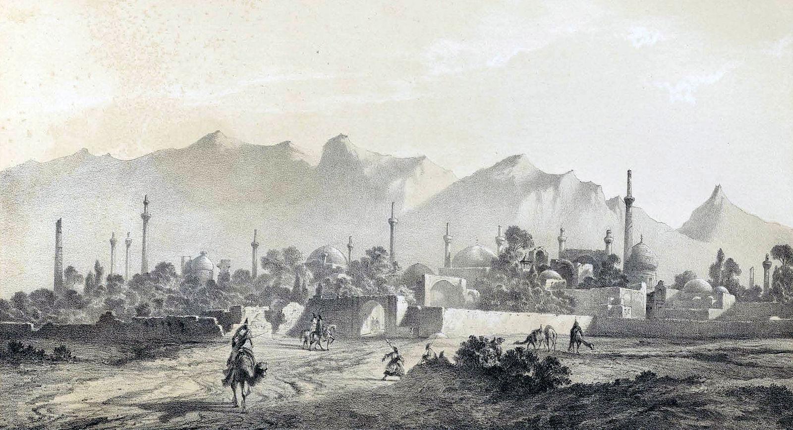 De la Perse sunnite et ses savants