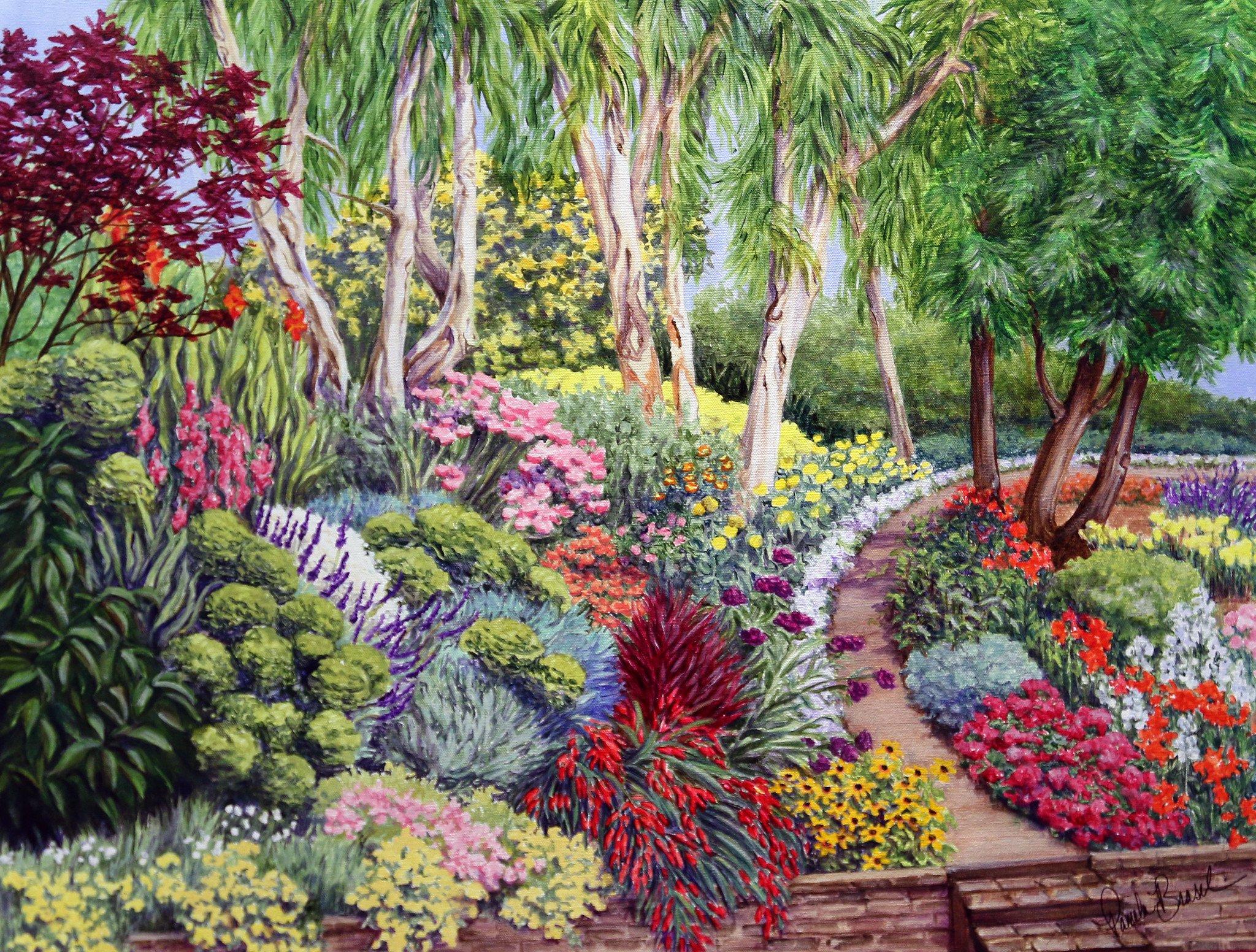 Le jardin en Islam