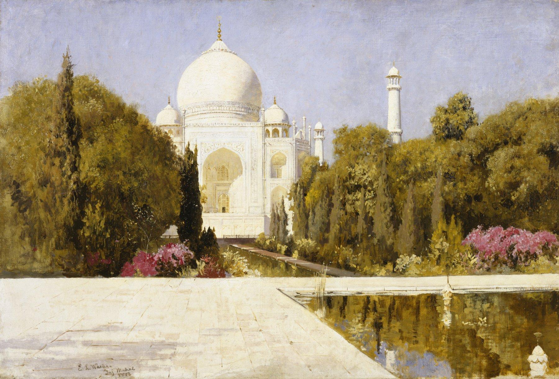 De l'Empire moghol