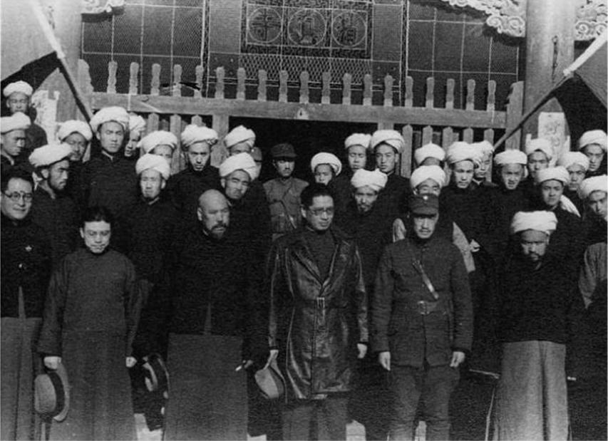 Du Jihad des Huis contre le Japon