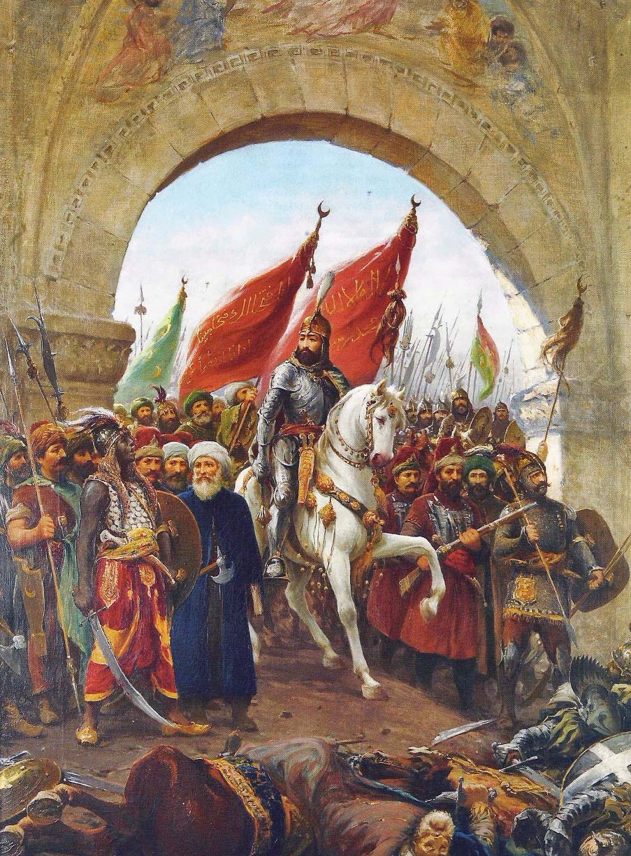 De la prise de Constantinople