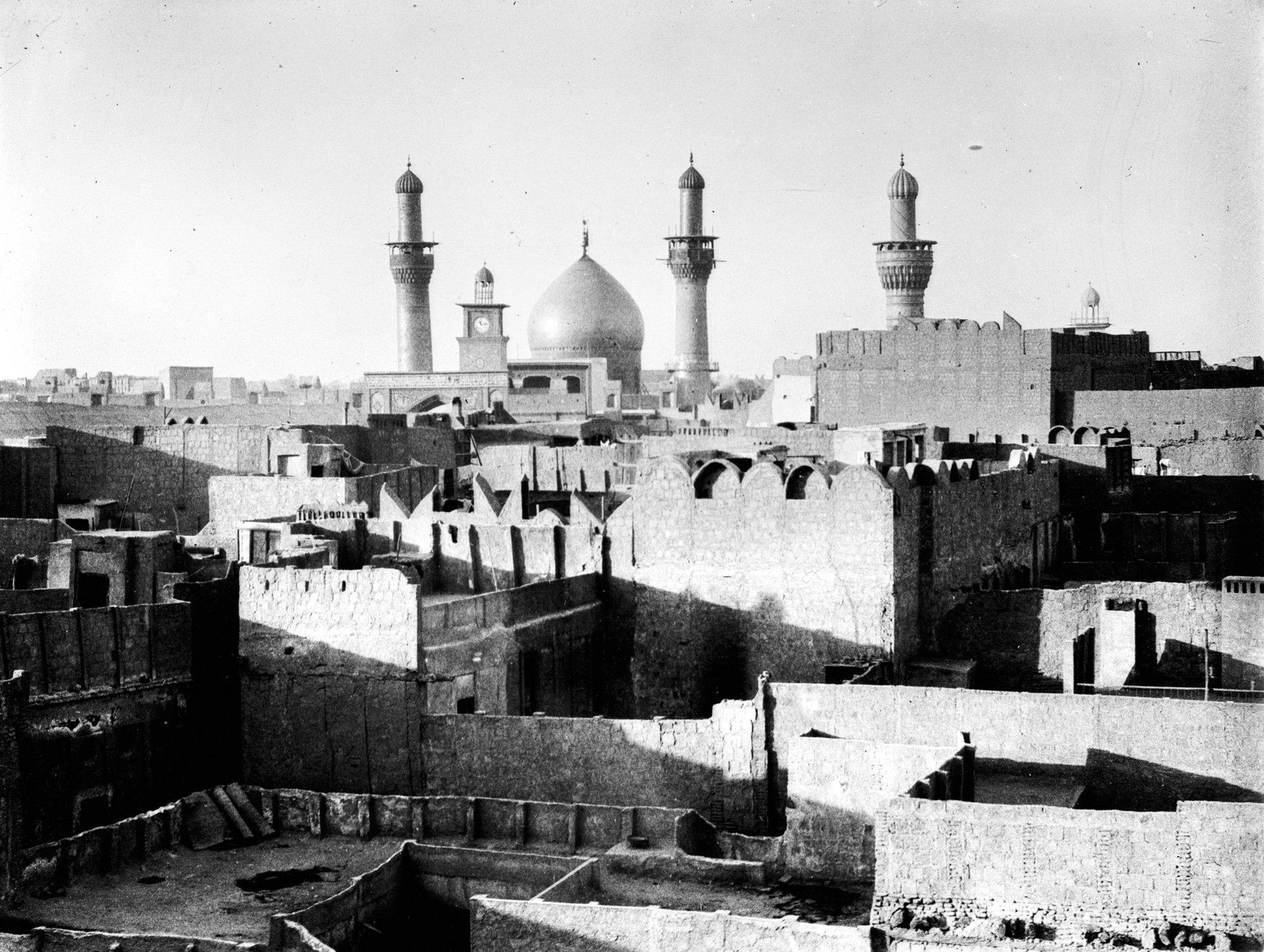 Kerbala, de la cité d'al-Ḥusayn