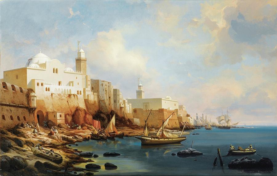 Alger, la cité blanche